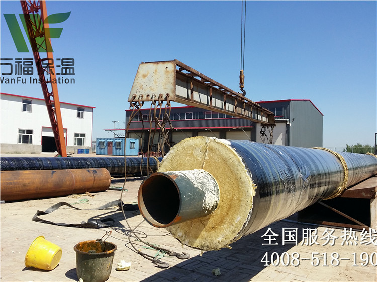 复合直埋保温钢管-厂家现货直营