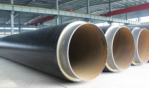 耐用型钢套钢蒸汽保温管-厂家直销