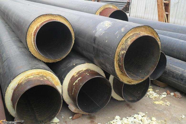 小区供暖聚氨酯保温管-厂家现货定制