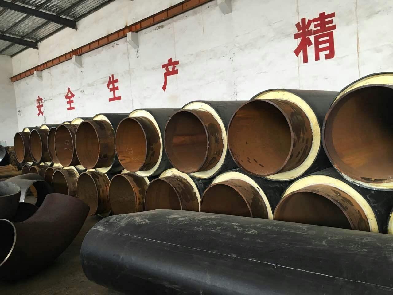 硬质泡沫聚氨酯保温钢管-厂家现货批发