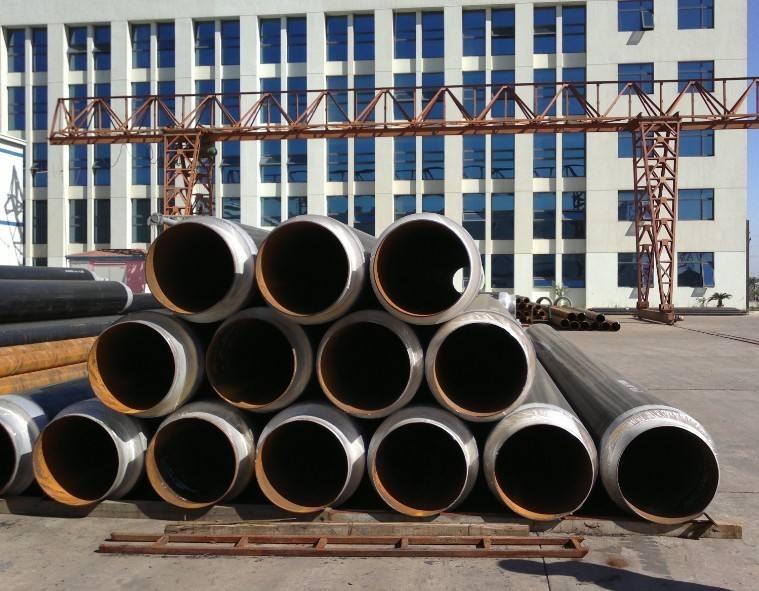 化工行业用聚氨酯保温钢管-厂家现货定做