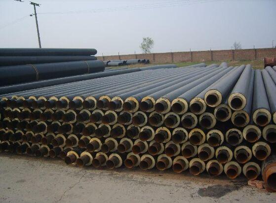57热力公司用聚氨酯保温钢管-实力厂家批发