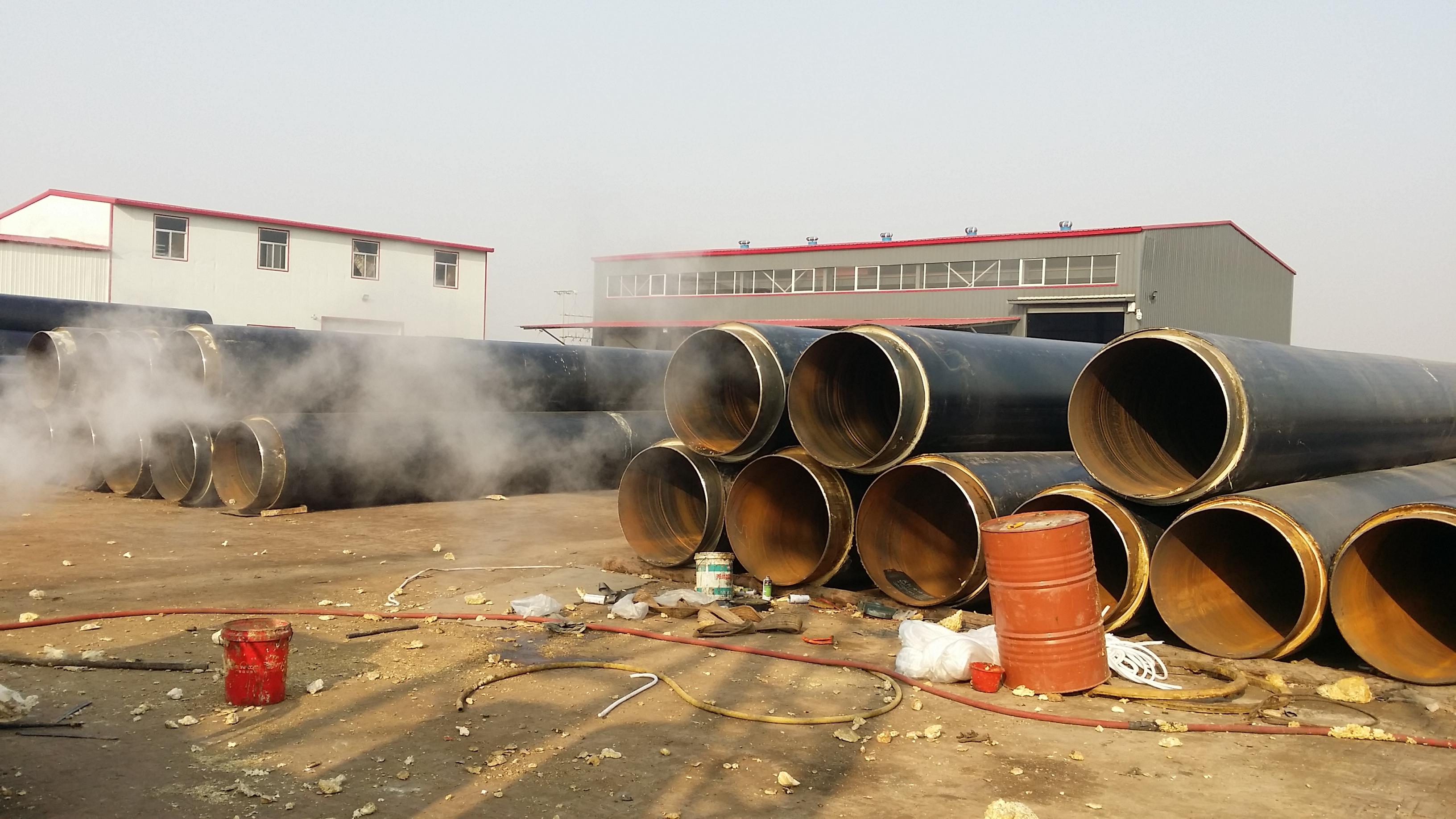 聚氨酯直埋保温管定制-厂家直销