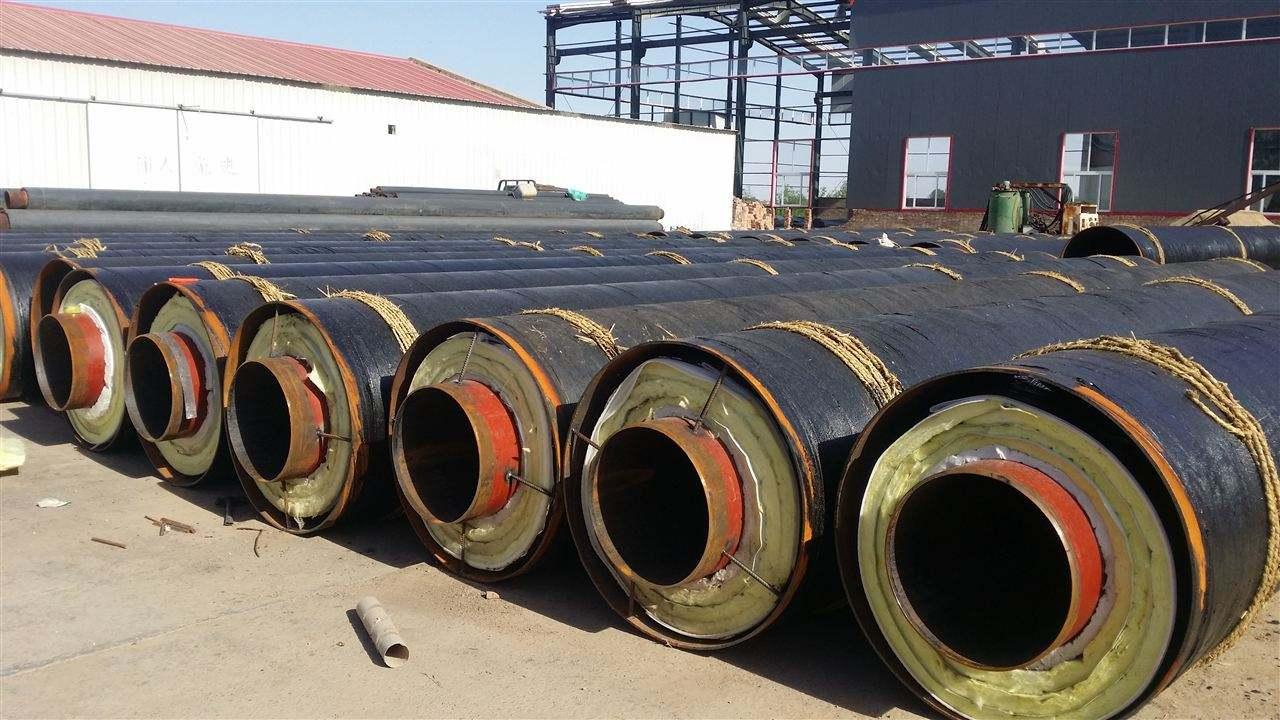 耐高温预制聚氨酯保温管定制-源头厂家直供