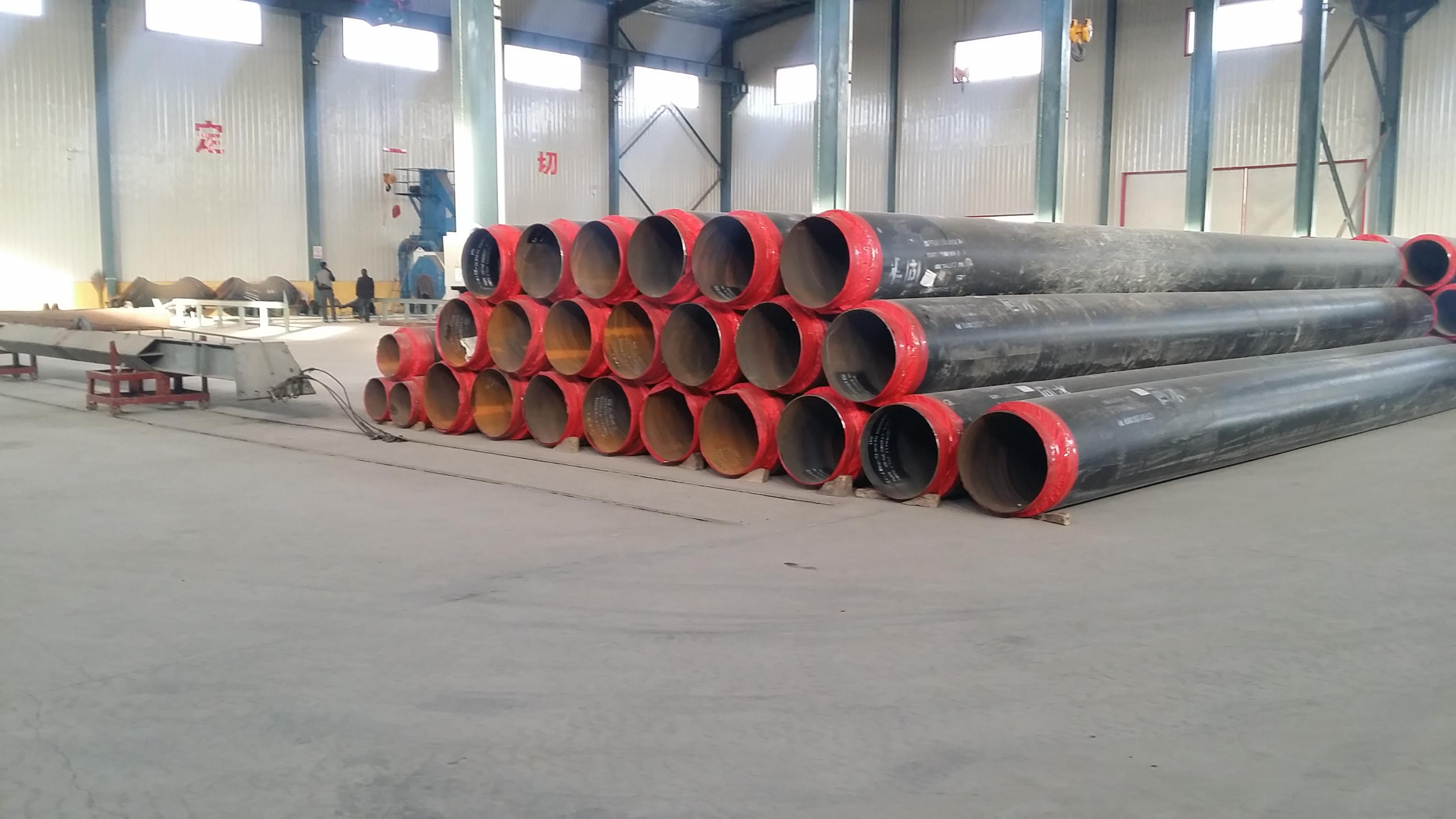 耐高温聚氨酯直埋保温管定制-源头厂家直供