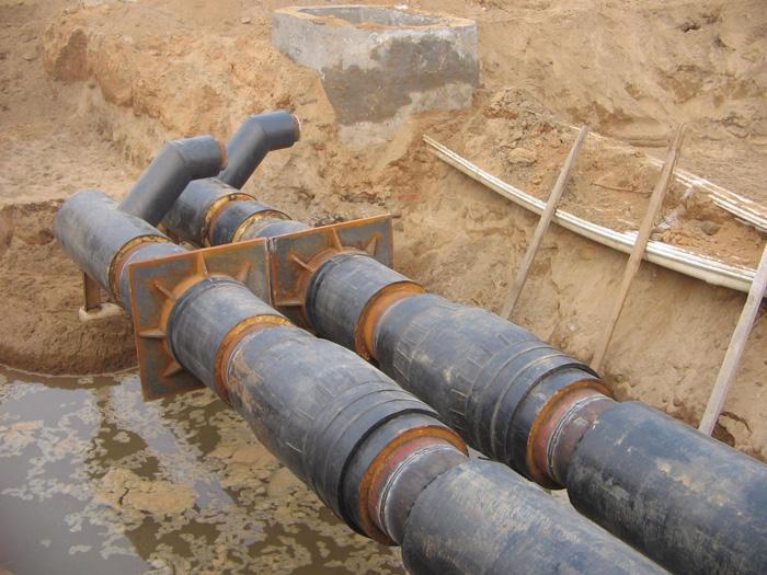 广西省柳州市政热力供热管网案例