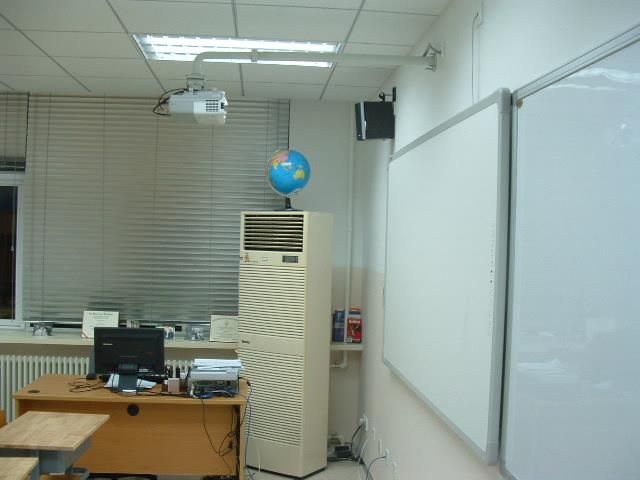 清华附中-多媒体教室