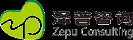 广州市泽普企业管理咨询有限公司logo标志