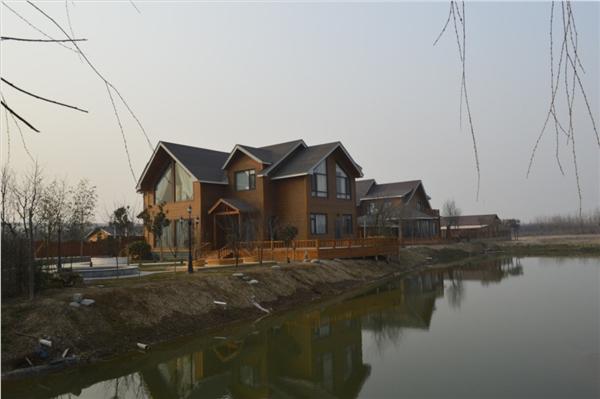 新乡木屋案例