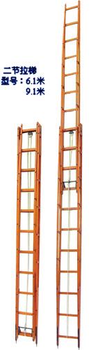 竹質掛鉤梯