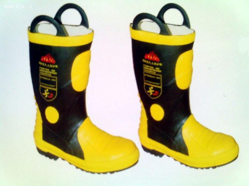 消防防護靴