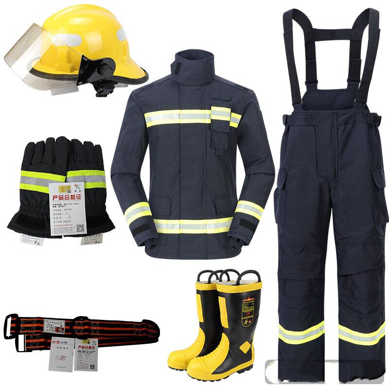 02款消防戰斗服