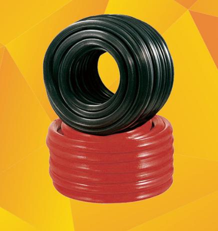 卷盤軟管(紅、黑)