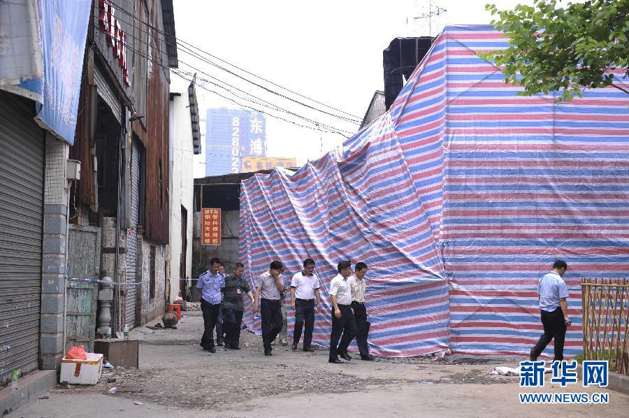 (突发事件)(2)广东佛山南海区发生一起火灾事故 9人死亡