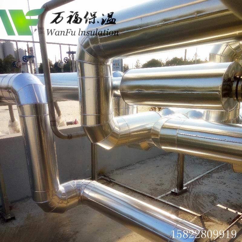 中海油唐山LNG项目PIR保冷管壳【一期】