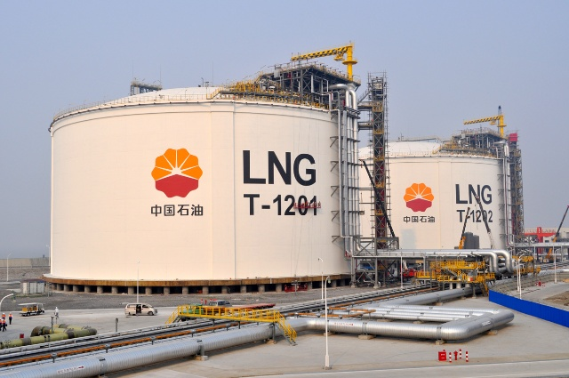 新疆塔尔木LNG项目PIR保冷管壳【聚异氰脲酸酯二期工程】
