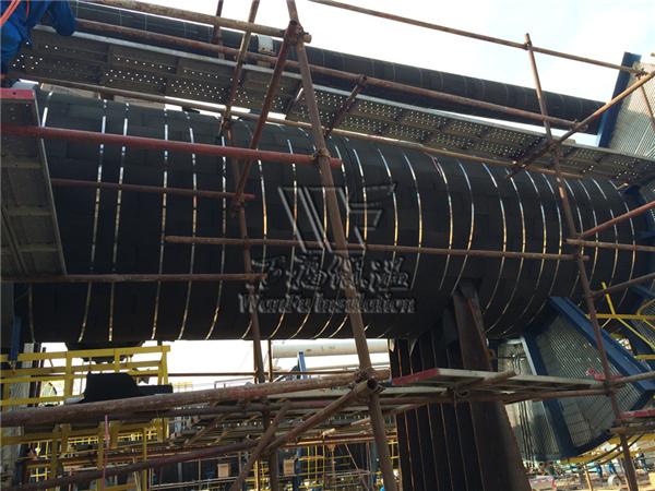 聚氨酯管壳-凤凰小区保温管道接头工程