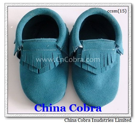infant suede moccasins shoes