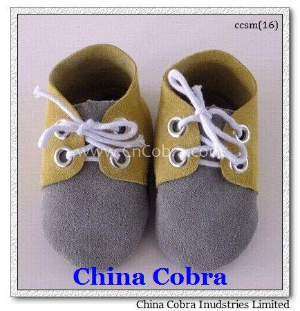 baby suede leather moccasins shoes