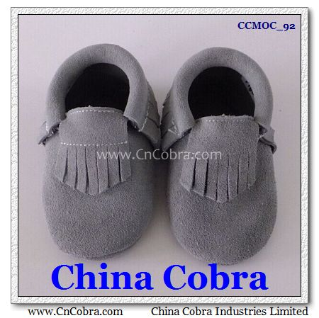 soft sole suede infant moccasins shoes