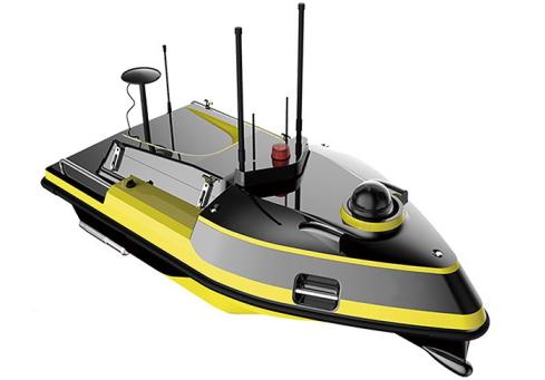 KC60水底探测成像无人船