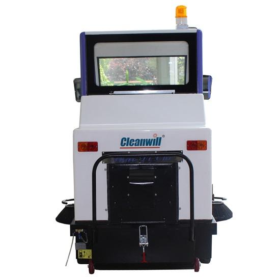 驾驶式扫地车SD1800