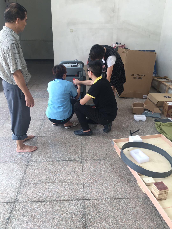 龙8娱乐网址入驻汕头市法院