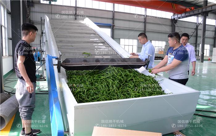 三樱椒干燥机械