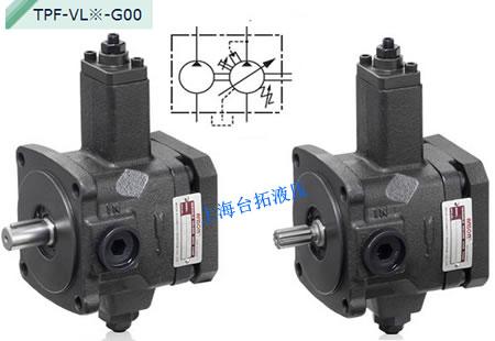 高低压可变组合泵TPF