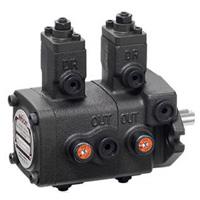 低压双联可变叶片泵PVDF