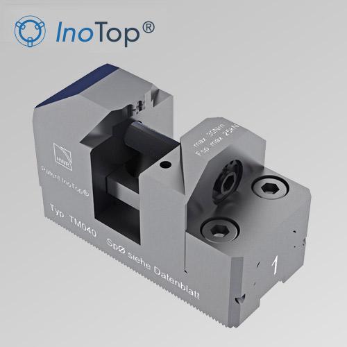 HWR夹具德国HWR卡盘 INOFlex 安装INOTop部件的三爪卡盘非雄克 非ROHM罗姆