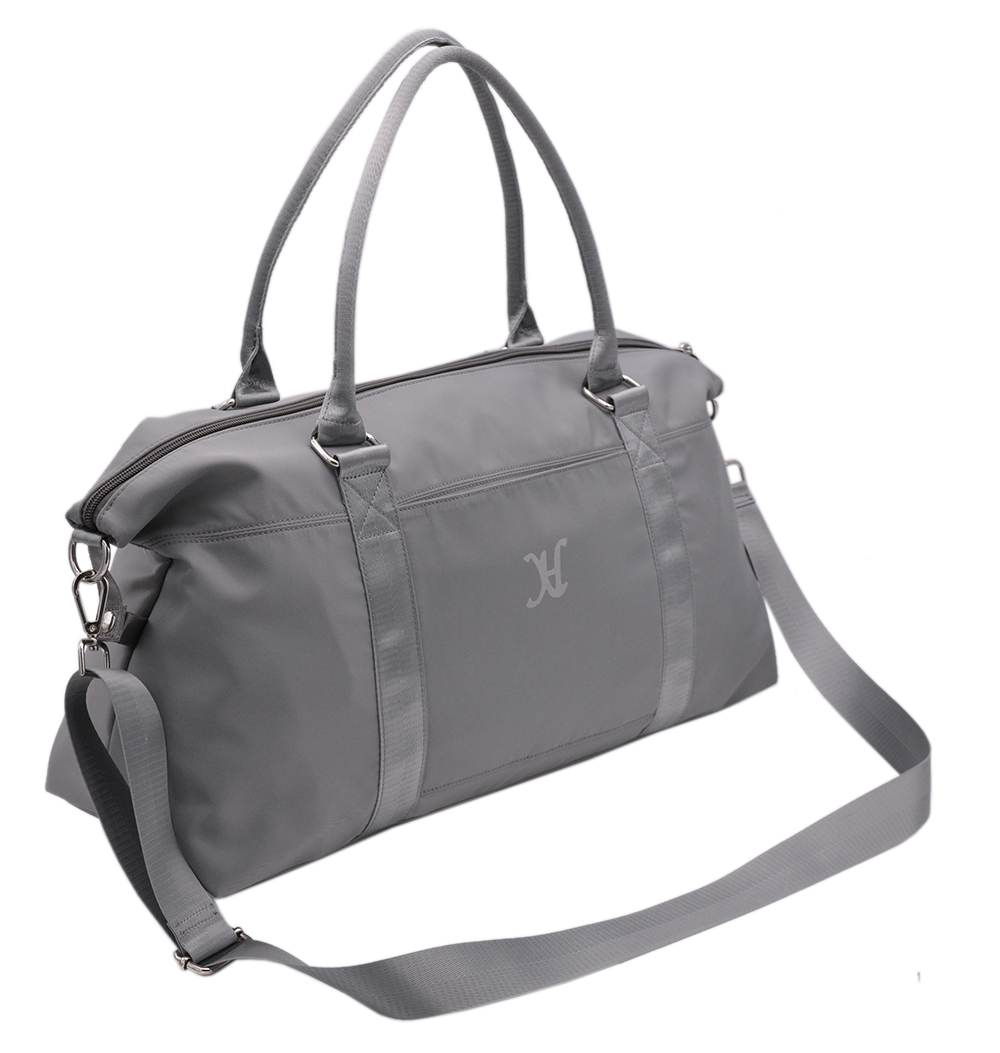 Picture of High Quality Waterproof Polyester Fitness Gym Bag Travel Duffel Bag