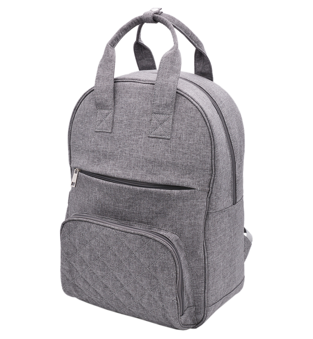 Picture of Wholesale Baby Diaper Bags Custom New Design Nylon Backpack Diaper Bag For Outdoor