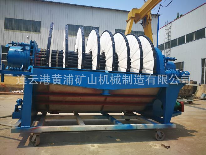 专业生产处理钾钠长石盘式真空过滤——黄浦专业制造