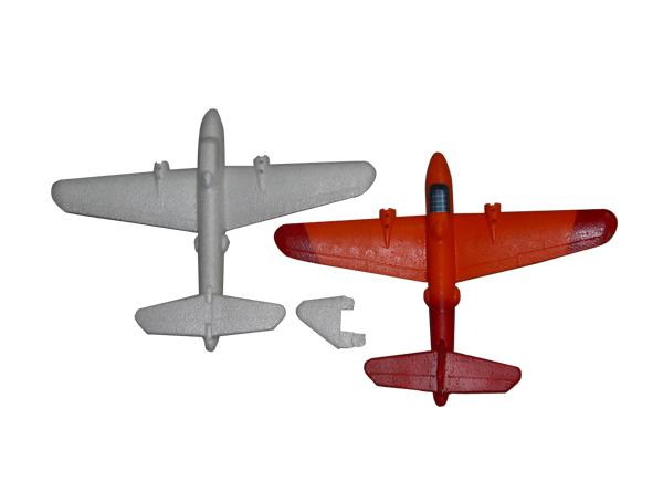 EPP玩具飞行物及模型飞机