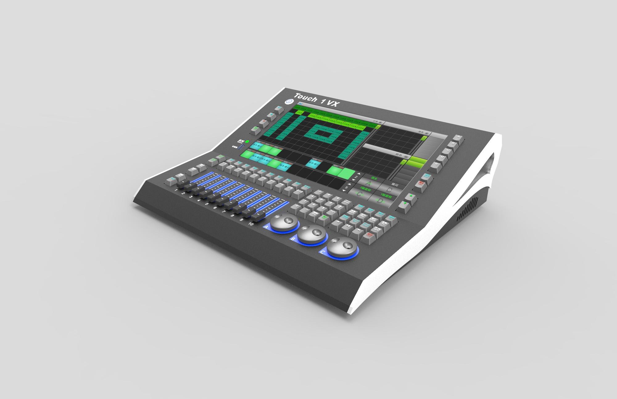 Touch 1 VX灯光数字控台
