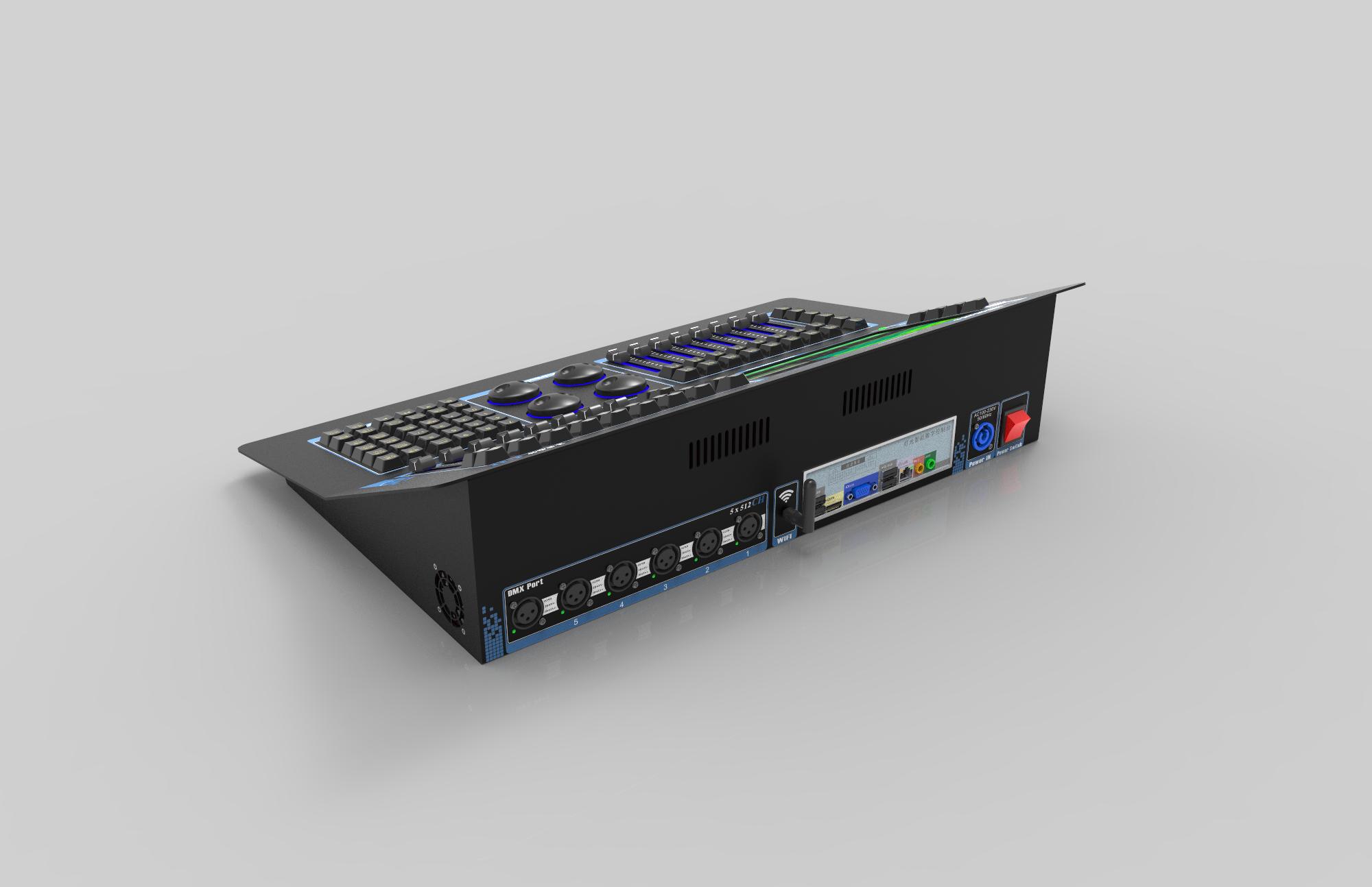 Touch 1 Minis灯光数字控台(小钢炮)