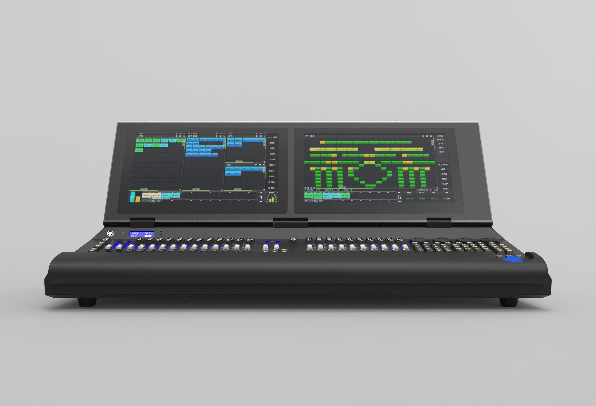 Pro 660灯光数字控台