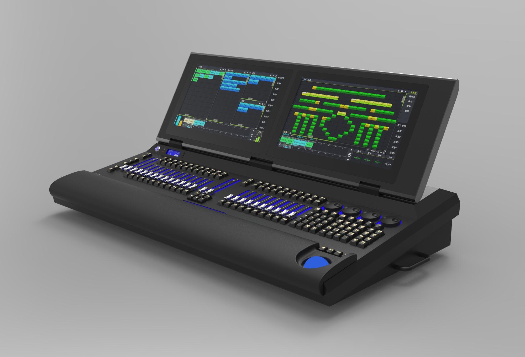 Pro 600灯光数字控台