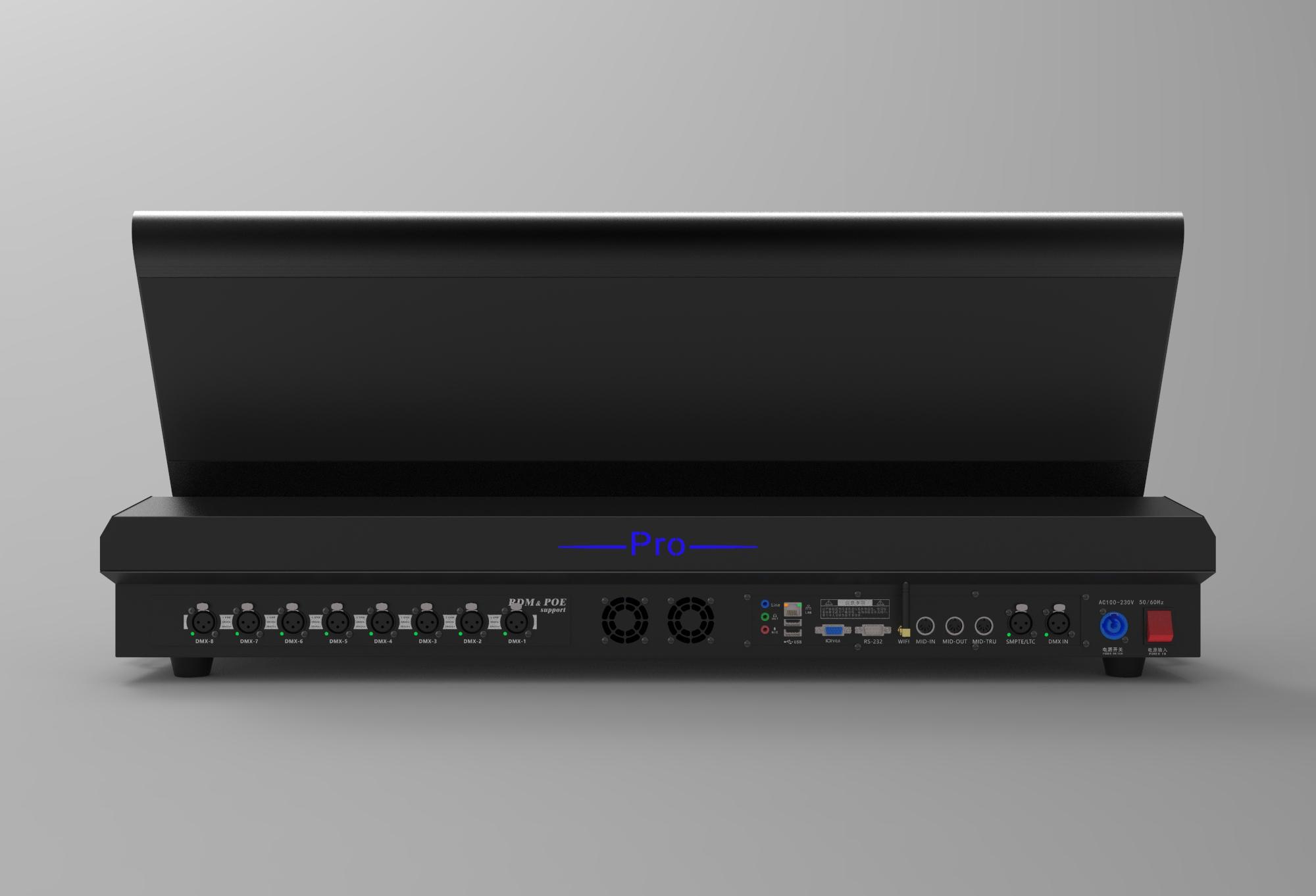 Pro 620灯光数字控台