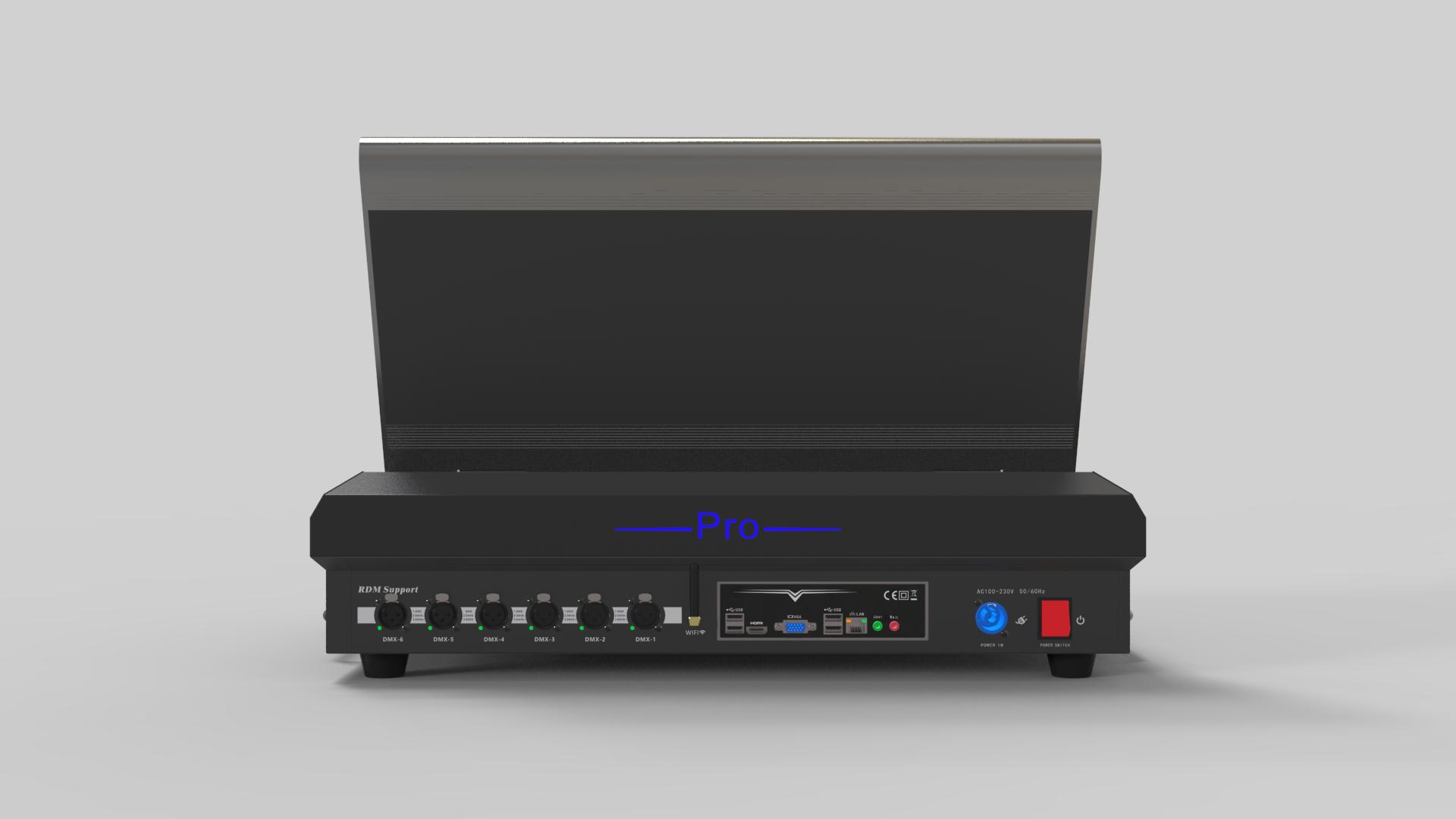 (新款)Touch 1 MXL灯光数字控台