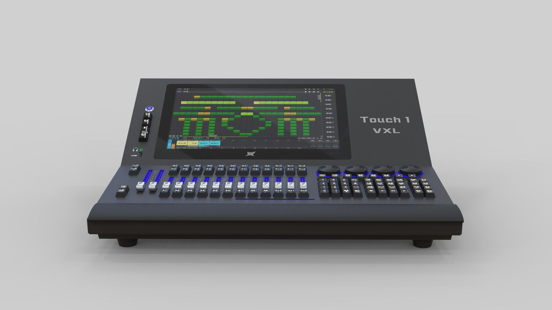 (新款)Touch 1 VXL灯光数字控台