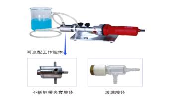 Y50Z實驗室管線式/卧式高剪切乳化機