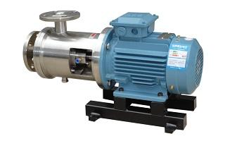 管線式高剪切乳化泵
