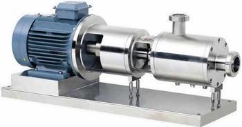 三級管線式剪切泵