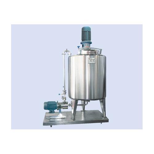 管線式真空乳化機成套系統