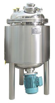 工業型間歇式真空分散乳化機