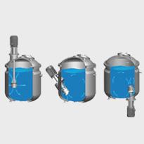中式高剪切成套反应系统,高粘度乳化反应釜