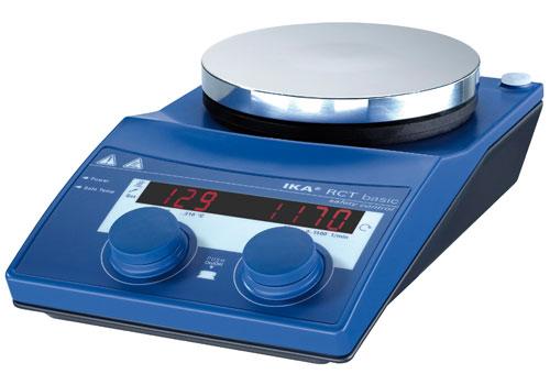 RCT基本型磁力搅拌器