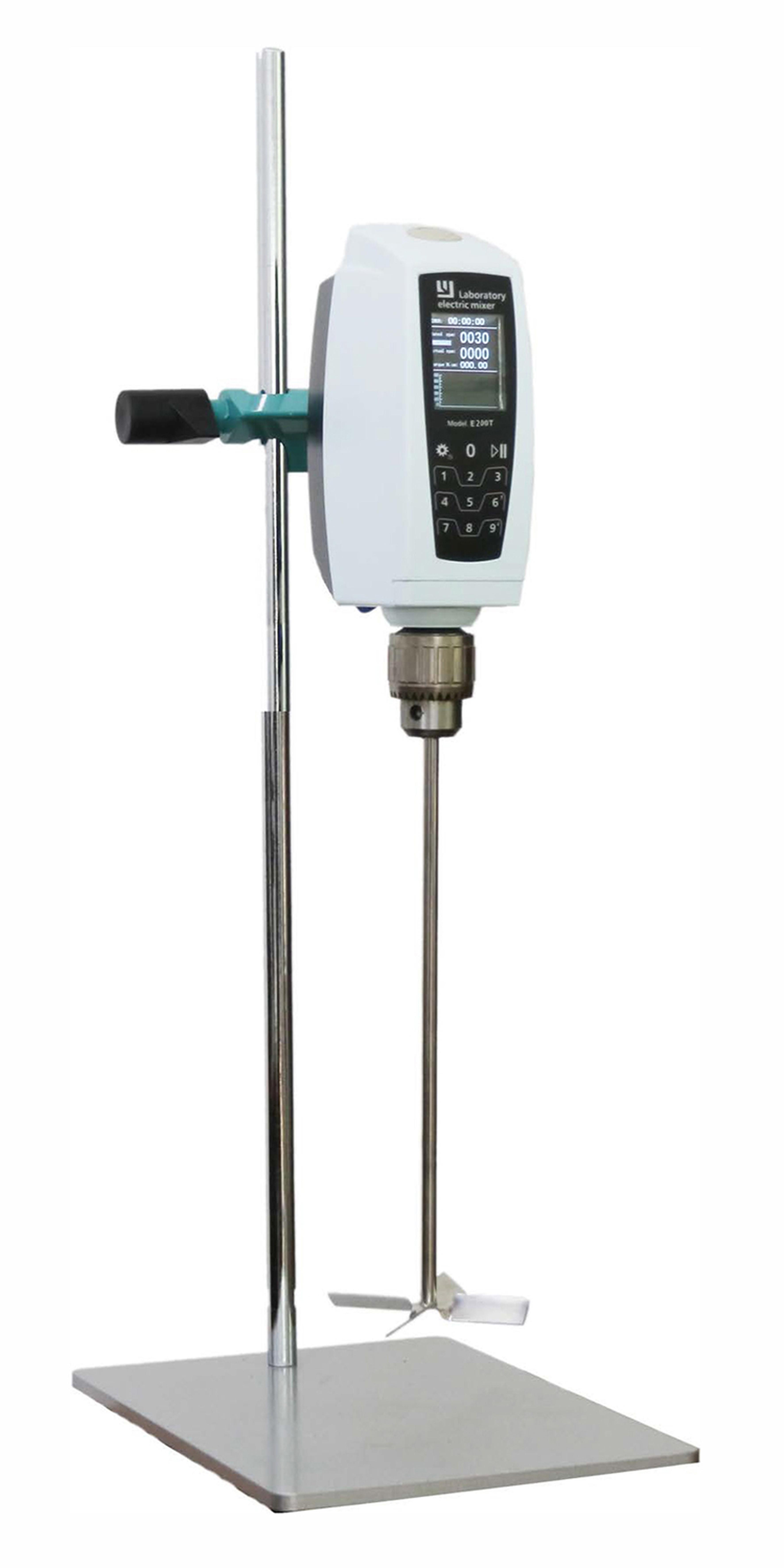 歐之星YK400-PLUS,智能版觸摸屏攪拌器,扭矩顯示攪拌器